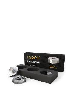 Aspire Vape Snap 2+1 (2 top + 1 bottom)